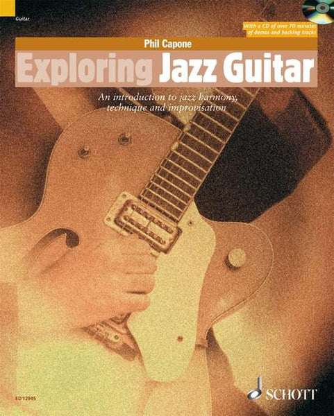Exploring Jazz Guitar