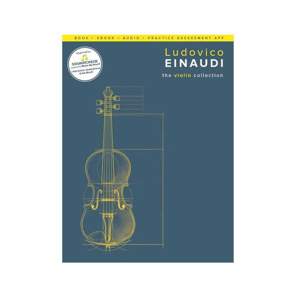 Einaudi The Violin Collection Book/Online Media