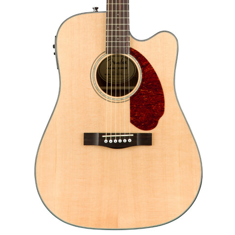Fender CD-140SCE Electro Acoustic Guitar With Free Hard Case