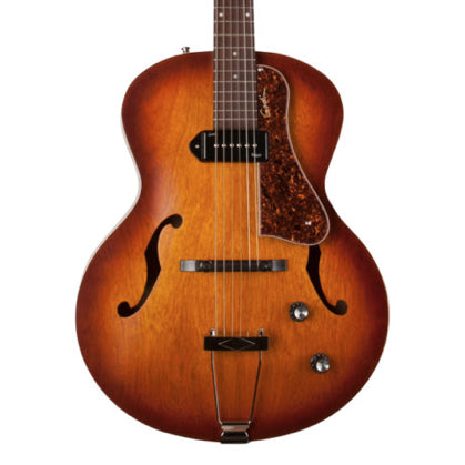 Godin 5th Avenue Kingpin P90 / Cognac Burst