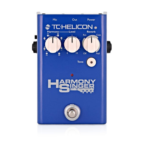 TC Helicon Harmony Singer 2 Vocal Processor