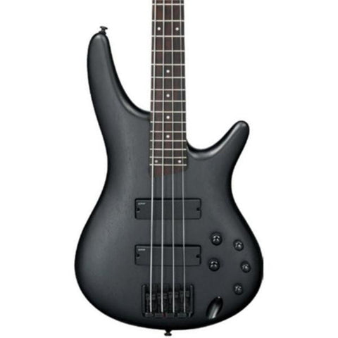 Ibanez SR300B 4 String Bass Guitar Weathered Black