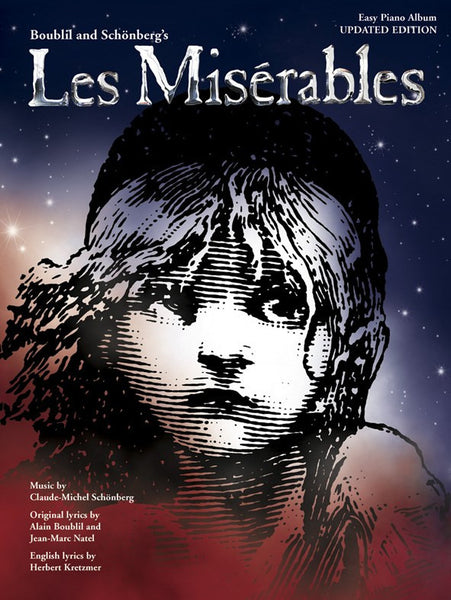 Les Miserables Easy Piano