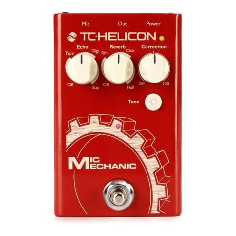 TC Helicon Mic Mechanic 2 Vocal Processor