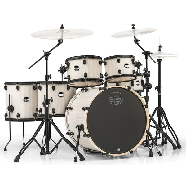 Mapex Mars 6 Piece Drum Kit With Hardware