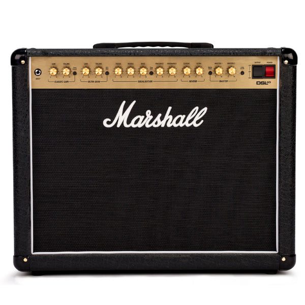 Marshall DSL40R Amplifier Combo
