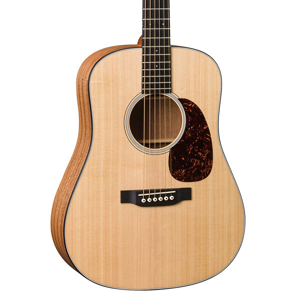 martin dreadnought junior electro acoustic guitar matchetts music. Black Bedroom Furniture Sets. Home Design Ideas