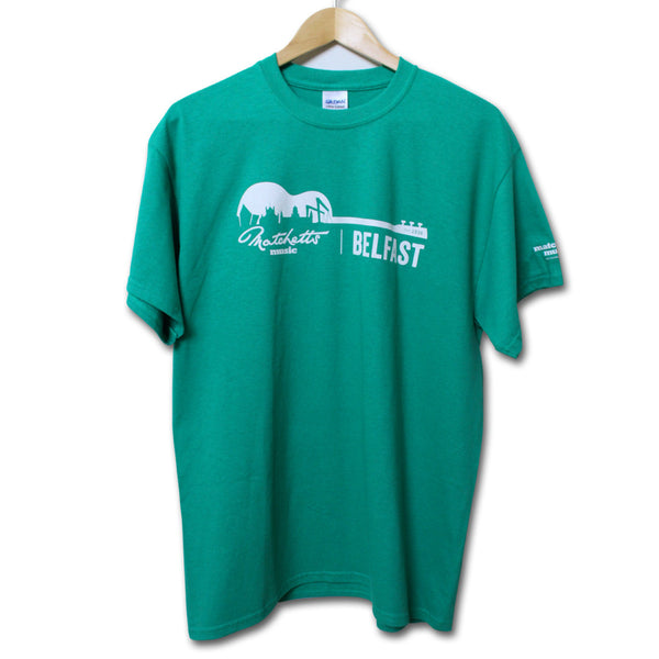 Matchetts Belfast T-Shirt