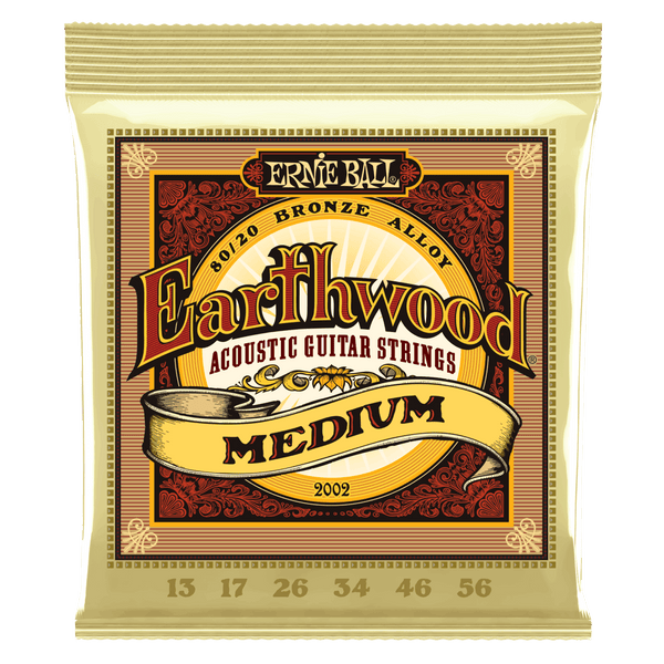 Ernie Ball Earthwood 13-56