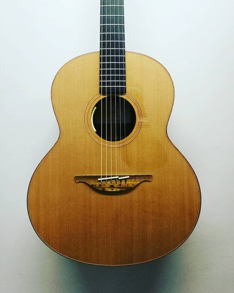 Lowden F-25 with LR Baggs Anthem Pickup