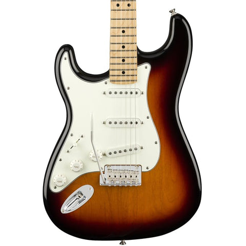 Fender Player Strat Left Handed Sunburst / Maple
