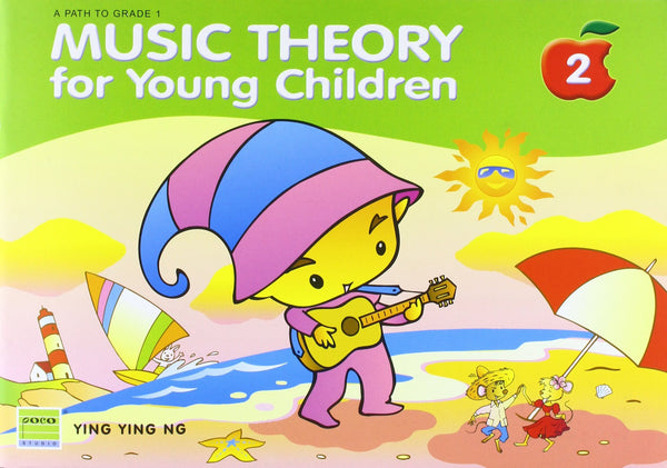 Music Theory For Young Children - Book 2 (Revised Edition) from Poco Studio