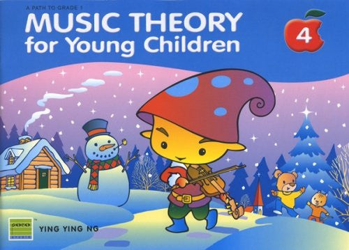 Music Theory For Young Children - Book 4 (Revised Edition) from Poco Studio
