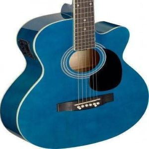 Stagg SA20ACE  Auditorium Electro Acoustic (Blue)