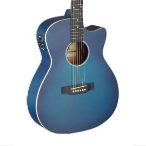 Stagg SA35ACE  Auditorium Electro Acoustic (Blue)