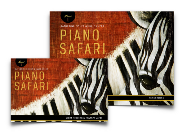 Piano Safari Level 1 Pack