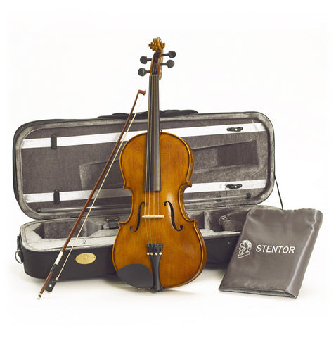 "Stentor II Viola 15.5"" Outfit"