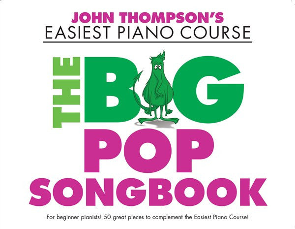 John Thompson The Big Pop Songbook