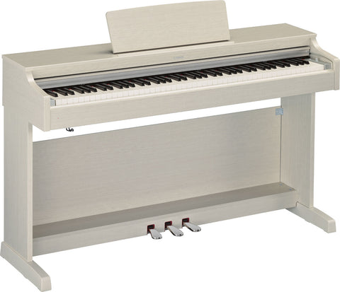 Yamaha YDP163 White Ash Digital Piano