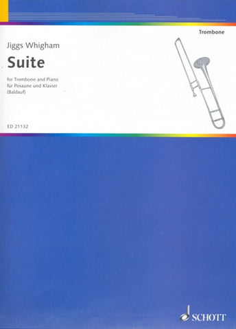 Whigham Suite for Trombone And Piano