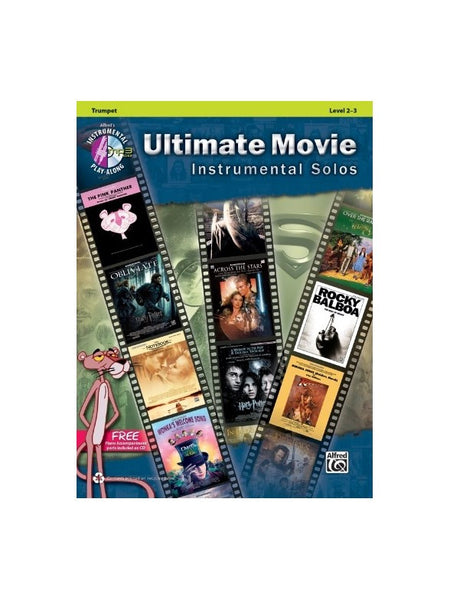Ultimate Movie Solos Trumpet
