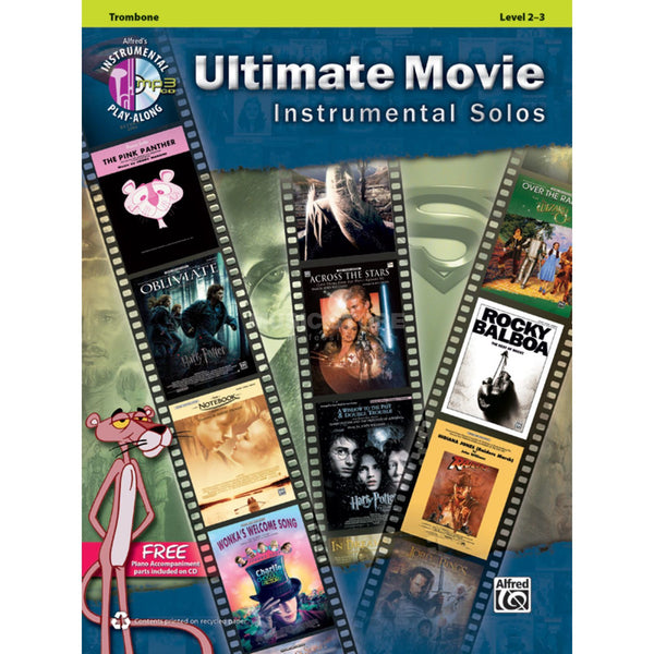 Ultimate Movie Solos Trombone