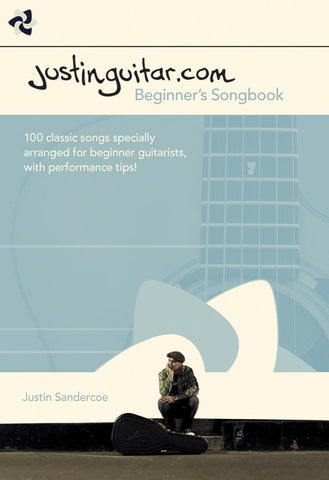 The Justinguitar.com Beginner's Songbook