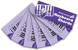 Notecrackers: Keyboard Chords