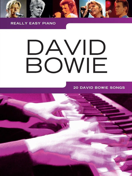 Really Easy Piano David Bowie