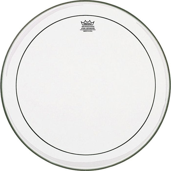 "Remo Pinstripe 20"" Clear"