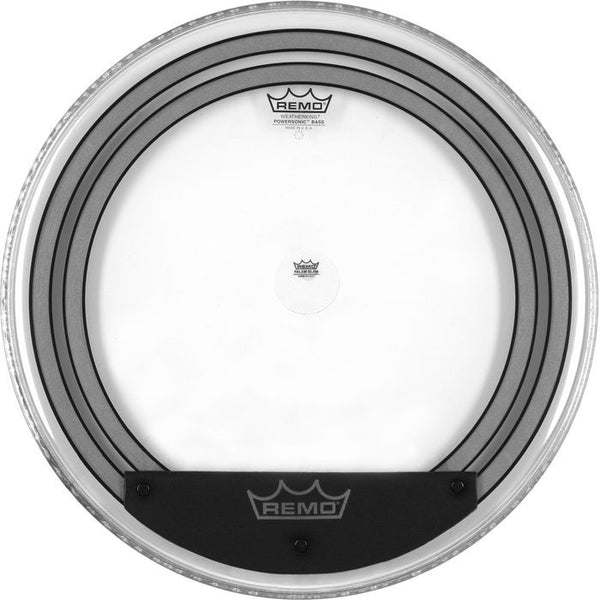 "Remo Powersonic 20"" Clear"