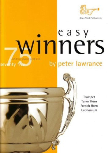 Easy Winners For Treble Clef Brass Instruments