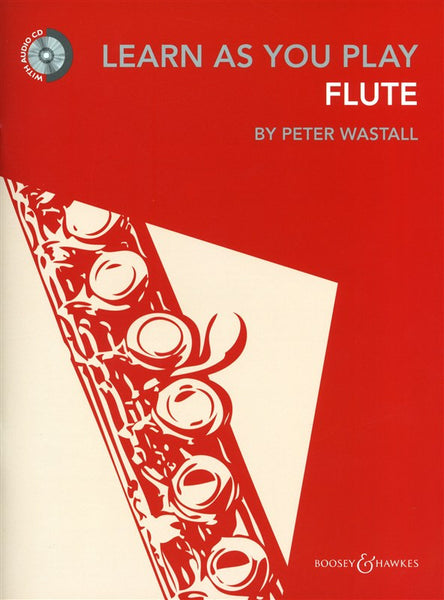 Learn As You Play Flute Revised Edition