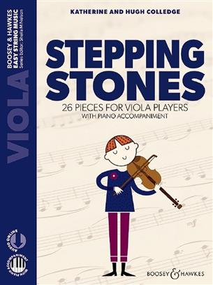 Stepping Stones Viola