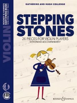 Stepping Stones Violin Book And CD
