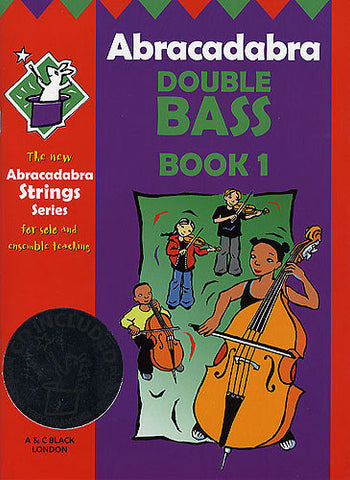 Abracadabra Double Bass Book and CD