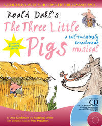 Roald Dahl's The Three Little Pigs