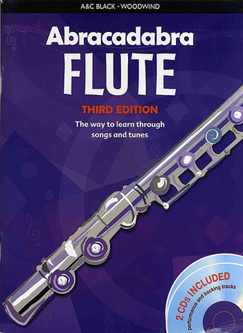 Abracadabra Flute Book and CD