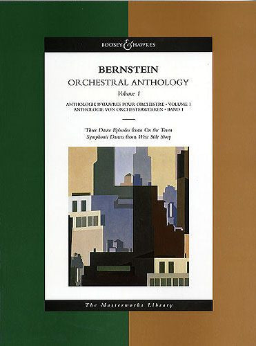 Bernstien Orchestral Anthology (On the Town)