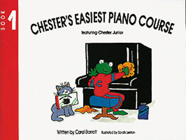 Chester's Easiest Piano Course Book 1