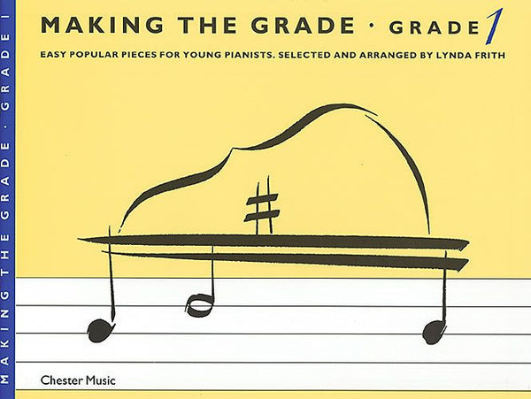 Making the Grade 1 Piano