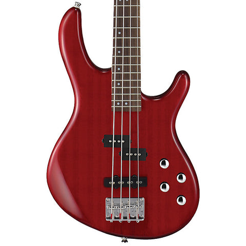 Cort Action PJ Bass Cherry