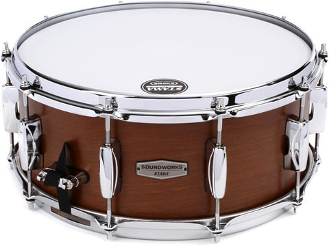 "Tama Soundworks 14"" x 6"" Kapur Snare Drum"