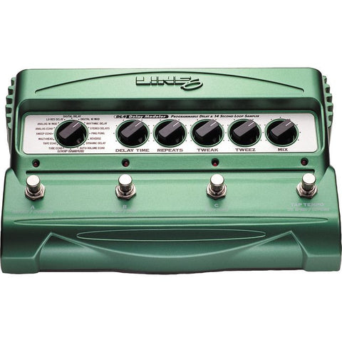 Line 6 DL4 Delay Pedal