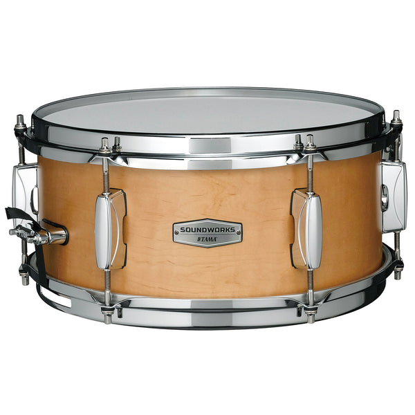 "Tama Soundworks 12"" x 5.5"" Maple Snare Drum"