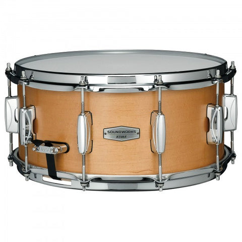 "Tama Soundworks 14"" x 6.5"" Maple Snare Drum"