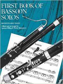 First Book of Bassoon Solos