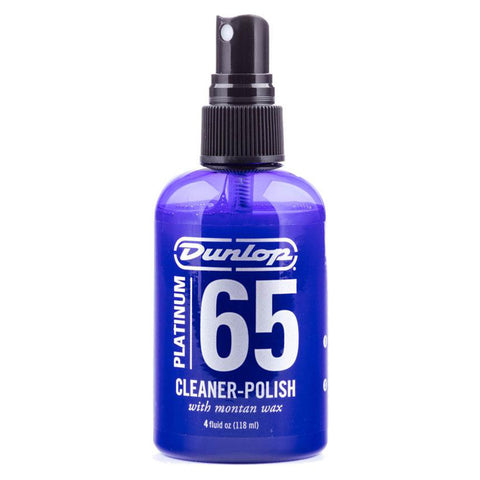 Dunlop Platinum 65 Cleaner Polish with Montan Wax