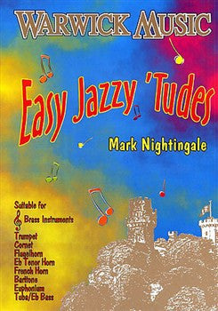 Easy Jazzy 'Tudes Treble Clef