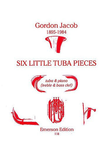 Jacob: Six Little Tuba Pieces